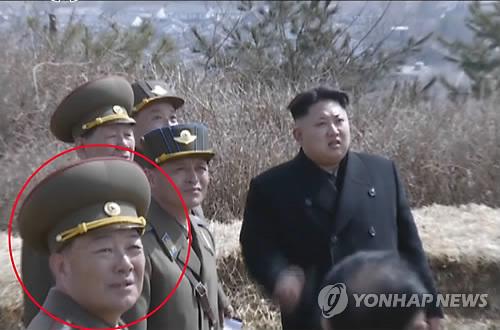 북한, 현영철 숙청 후에도 기록영화 등장