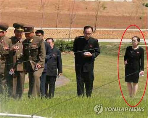 '출산설' 북한 김여정 47일 만에 공개석상 등장