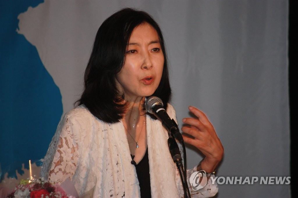 '종북논란' 재미교포 신은미 씨