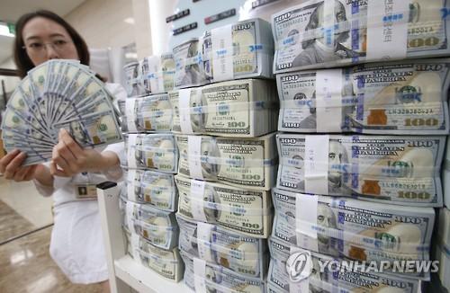 미국 달러[연합뉴스 자료사진]