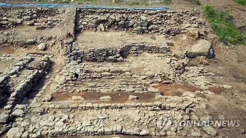 용인 서봉사지서 발굴된 고려시대 강당지