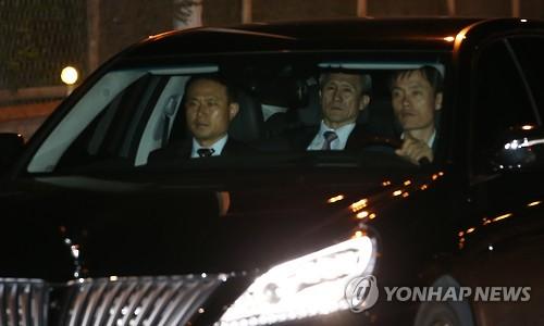 돌아오는 김관진 국가안보실장