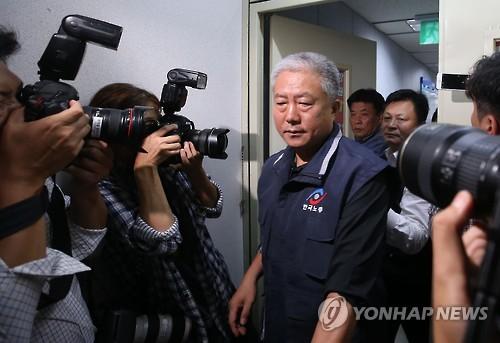 한노총 중앙집행위 '노사정 대타협' 승인