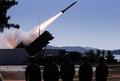 """韩空军发射""""爱国者""""导弹"""