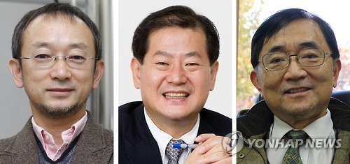 '2015년도 한국과학상에 염한웅·남원우·이영조 교수'
