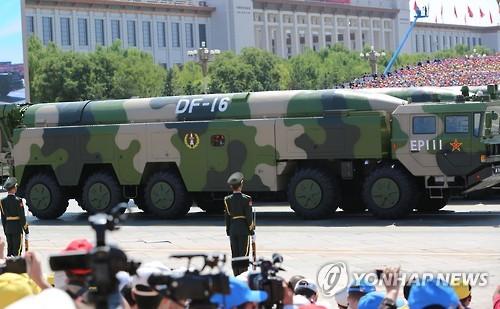 중국·인도·파키스탄, 핵탄두 확충 경쟁 '치열'