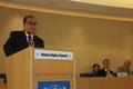 朝外相出席联合国人权会议并发言