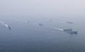 韩美联合海上演习