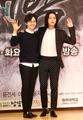 演员张根硕和吕珍九