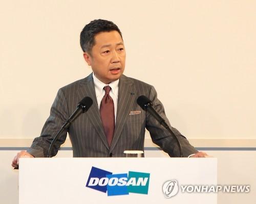 박정원 두산 회장 상반기 보수 17억원…작년의 2배