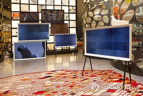 三星Serif电视在韩国面市