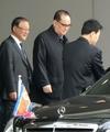 朝鲜外相现身北京机场