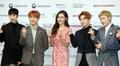 秋瓷炫和Block B出任韩流博览会宣传大使