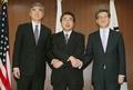 朝核六方会谈韩美日团长会晤