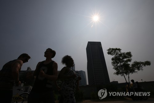 인천 남·연수·남동·부평·계양구 오존주의보 발령