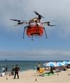 无人机海上救援