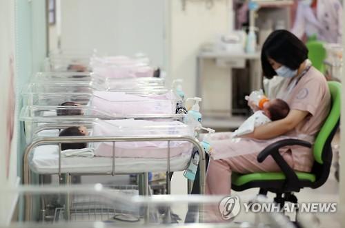 저출산 문제도 우려 [연합뉴스 자료사진]