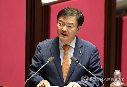 새누리당 민경욱 의원