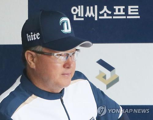 김경문 감독