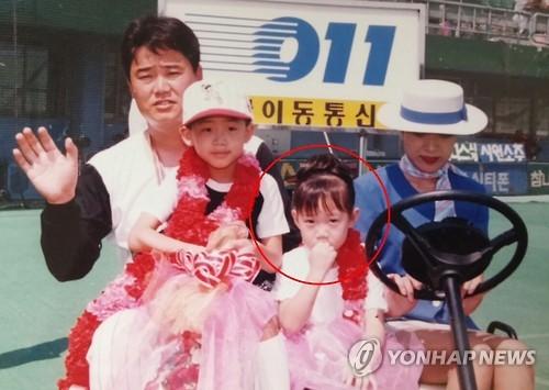 '롯데 레전드' 윤학길, 리우 가는 딸 응원