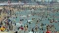 韩国避暑胜地海云台