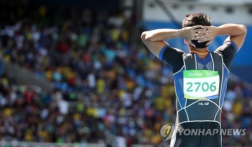 '10초07' 김국영의 다음 과제 '메이저 징크스 탈출'