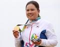 朴仁妃夺里约奥运女子高球金牌