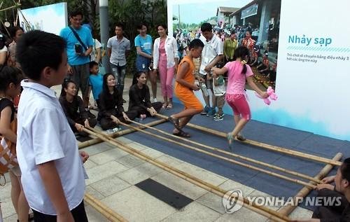 다문화아동 베트남 외가방문 지원 10주년 문화행사