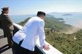 朝鲜进行新型运载火箭发动机试验