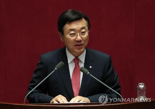 자유한국당 김종석 의원(자료사진)