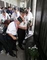 韩国战争联合国参战勇士访韩