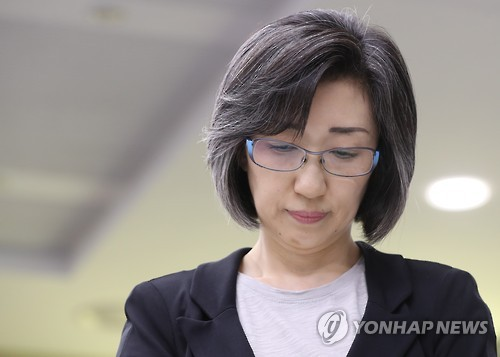 최은영 유수홀딩스 회장(전 한진해운 회장)
