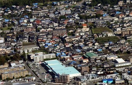 일본의 주택가(기사의 특정 내용과 관계없음)