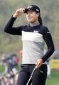 田仁智加冕LPGA年度新人