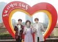 SJ为松坡爱心邮箱揭幕