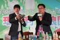 张玉安赴上海宣传韩国传统米酒