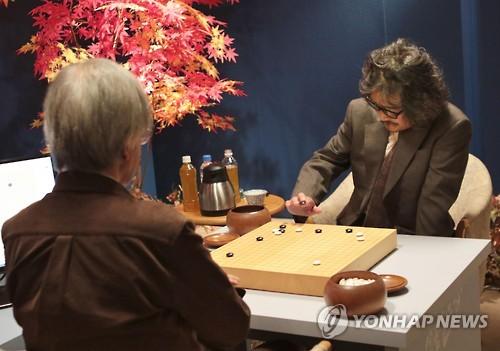 조치훈 9단, 일본판 '알파고'에 최종 승리