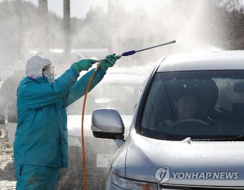 일본서도 조류인플루엔자 확산