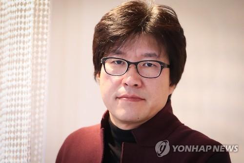 개봉 앞둔 영화 '판도라'의 박정우 감독