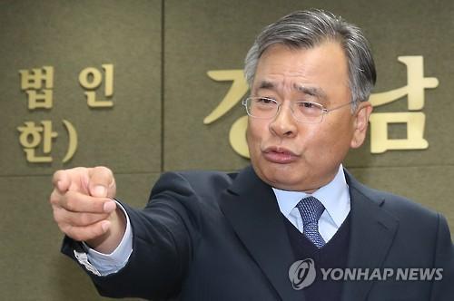 각오 밝히는 박영수 특검