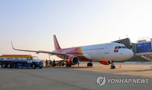 양양공항∼베트남 하노이·다낭 하늘길 다시 활짝