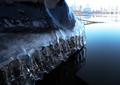 Cold spell hits Korea