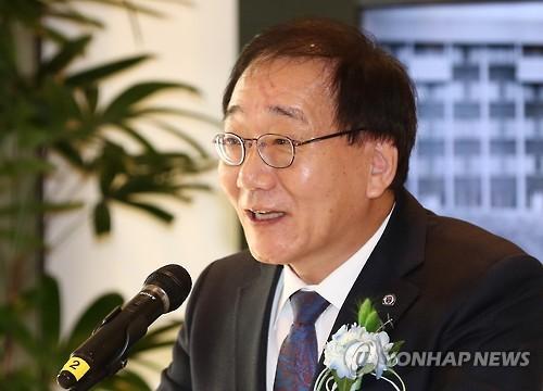 김용학 연세대 총장