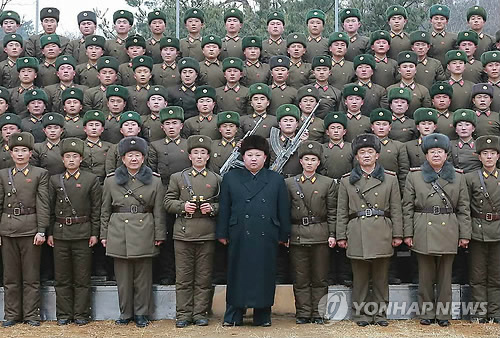 North Korea builds two road-mobile intercontinental ballistic missiles - Yonhap