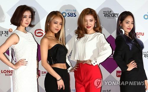 女团Wonder Girls解散