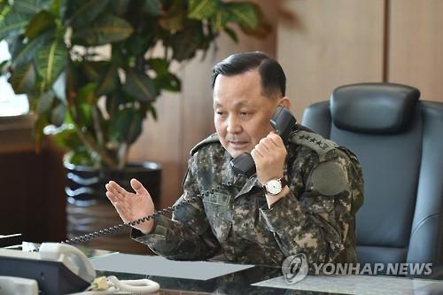 韩美联参议长通电话