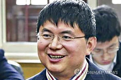 샤오젠화 중국 밍톈그룹 회장