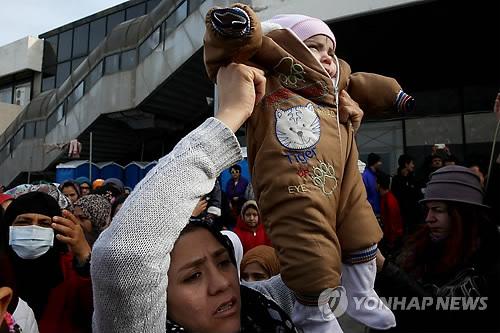 그리스서 망명 신청한 난민의 독일 이동시 송환하기로