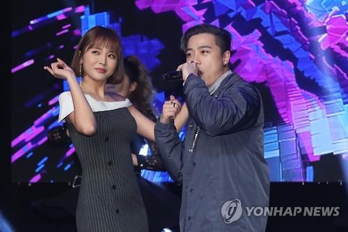 '흥남매' 아웃사이더-홍진영