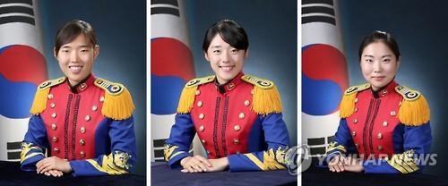 Korea Military Academy graduation
